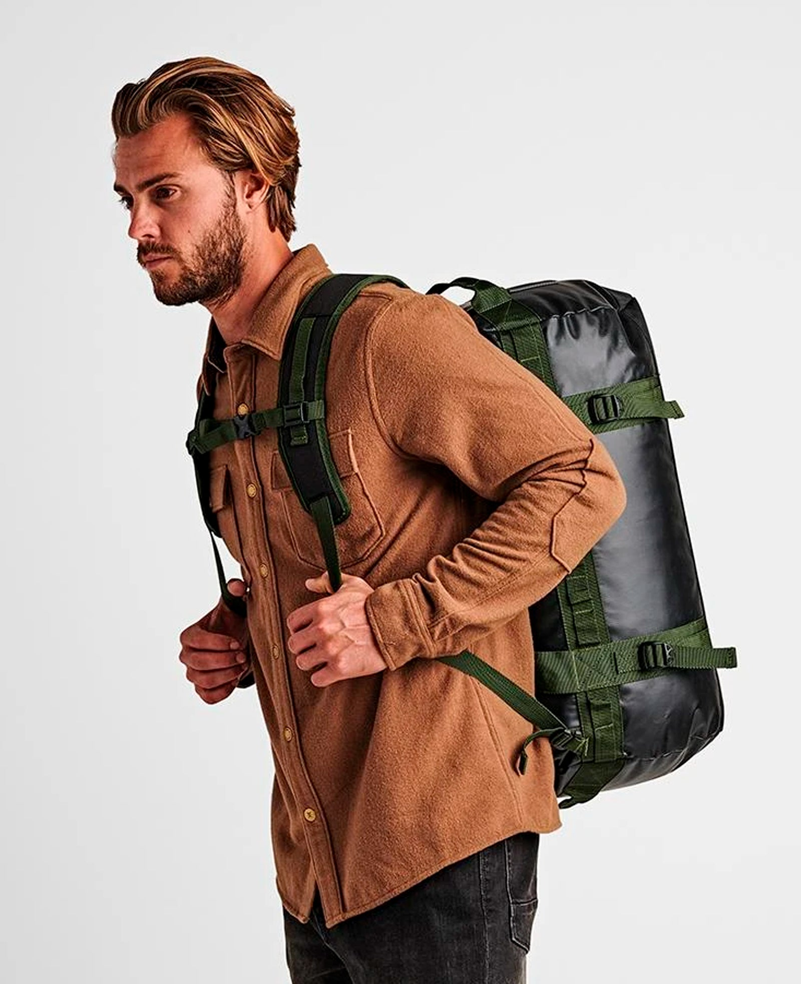 Pony Keg Duffel Bag 60l
