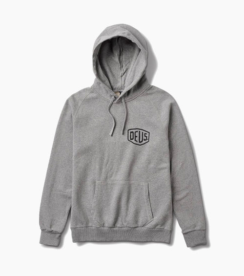 CAMPERDOWN ADDRESS HOODIE