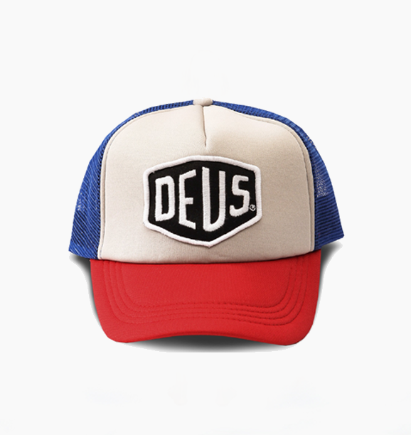 GRUA-SURF-BAYLANDS TRUCKER CAP-DEUS-EX-MACHINA