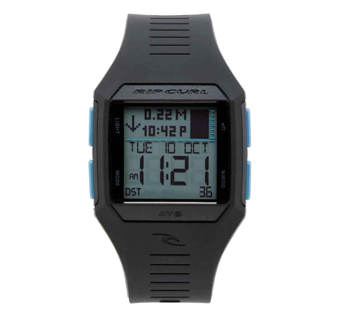 Maui Mini Tide-rip-curl-watch-black