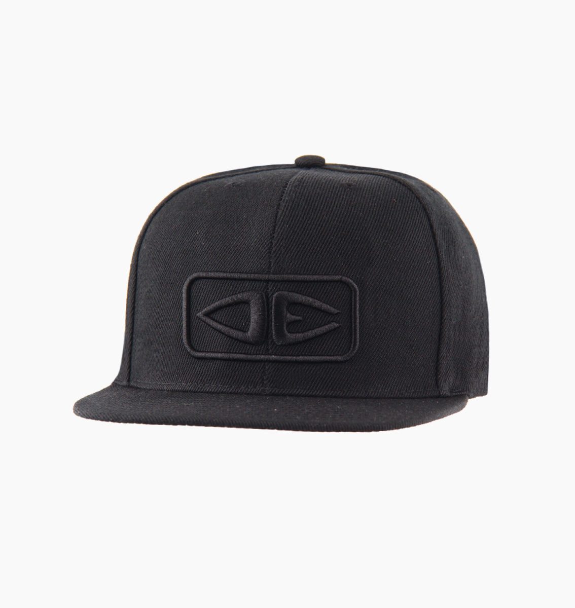 Ocean and Earth Mens Priority 6 Panel Black
