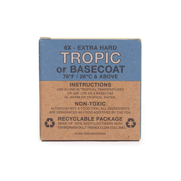 QUICK HUMPS TROPIC SURF WAX