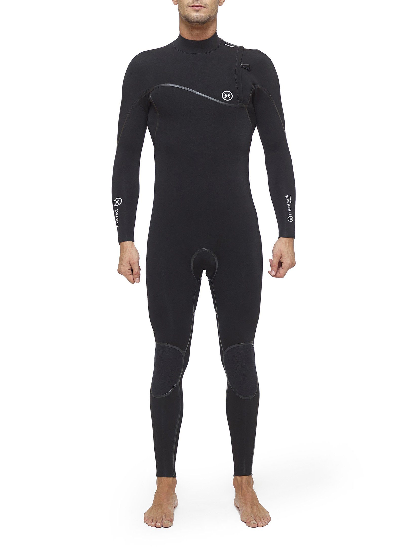 Deeply Wetsuit Performance 4/3 Zipperless Thermo