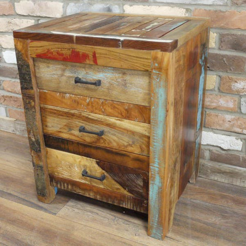 Pavese industrial bedside cabinet