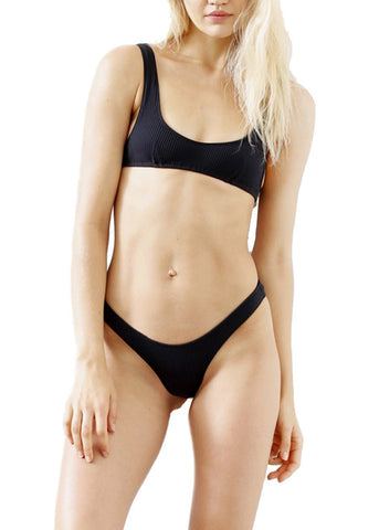 Minimale Animale Wall Street Brief Bikini Bottoms