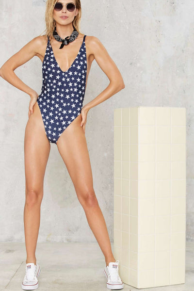 American Girl One Piece Swimsuit