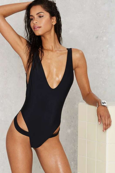 Nasty Gal One Piece Swimsuit