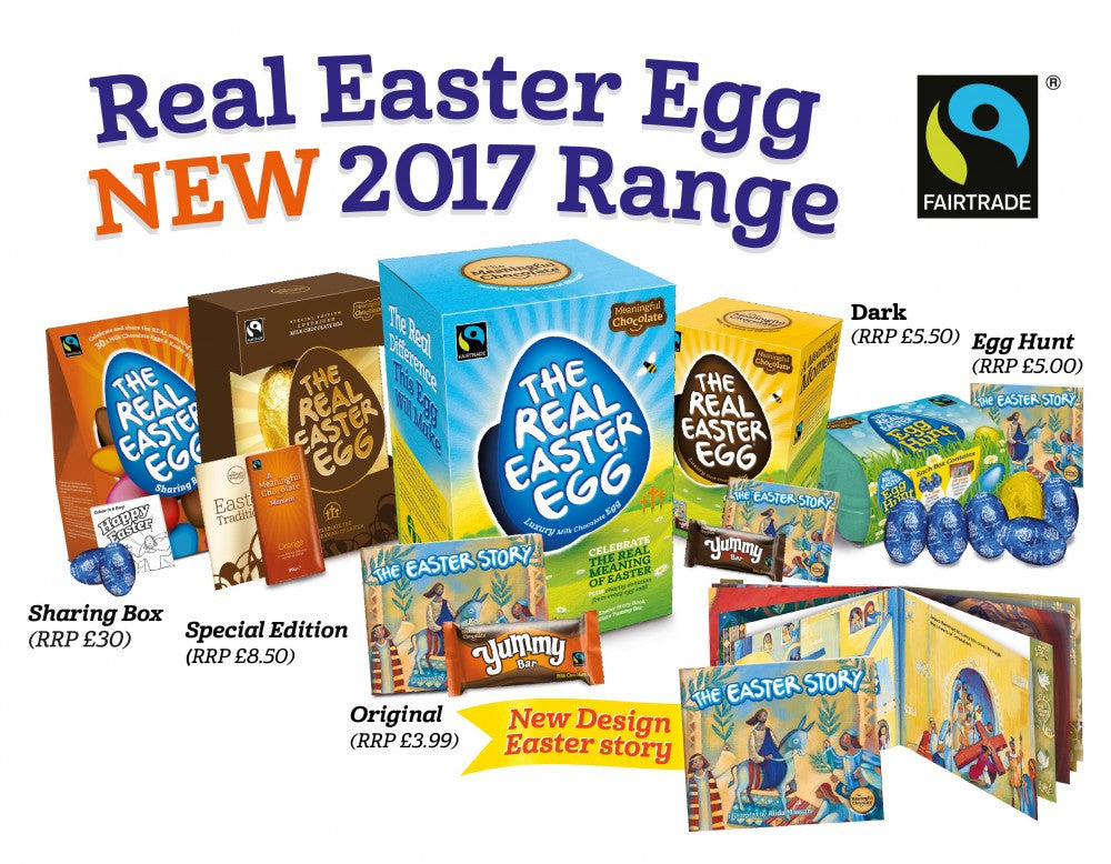 Real Easter Egg 2017 launched
