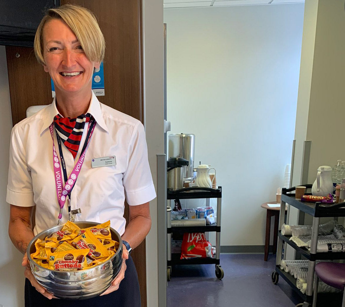 Choccy donations hit new heights