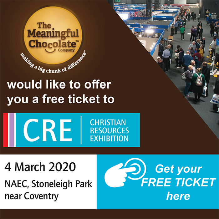 Celebrate the CRE connection with unlimited free £8 tickets
