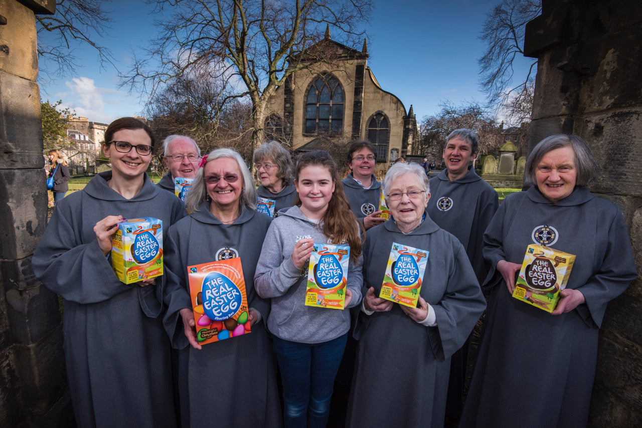 Easter campaign launches as Easter bunny closes in on Jesus