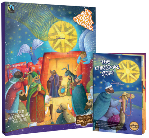 Launch of 2019 Real Advent Calendar with competition