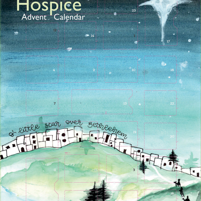 Hospice Advent Calendar launches