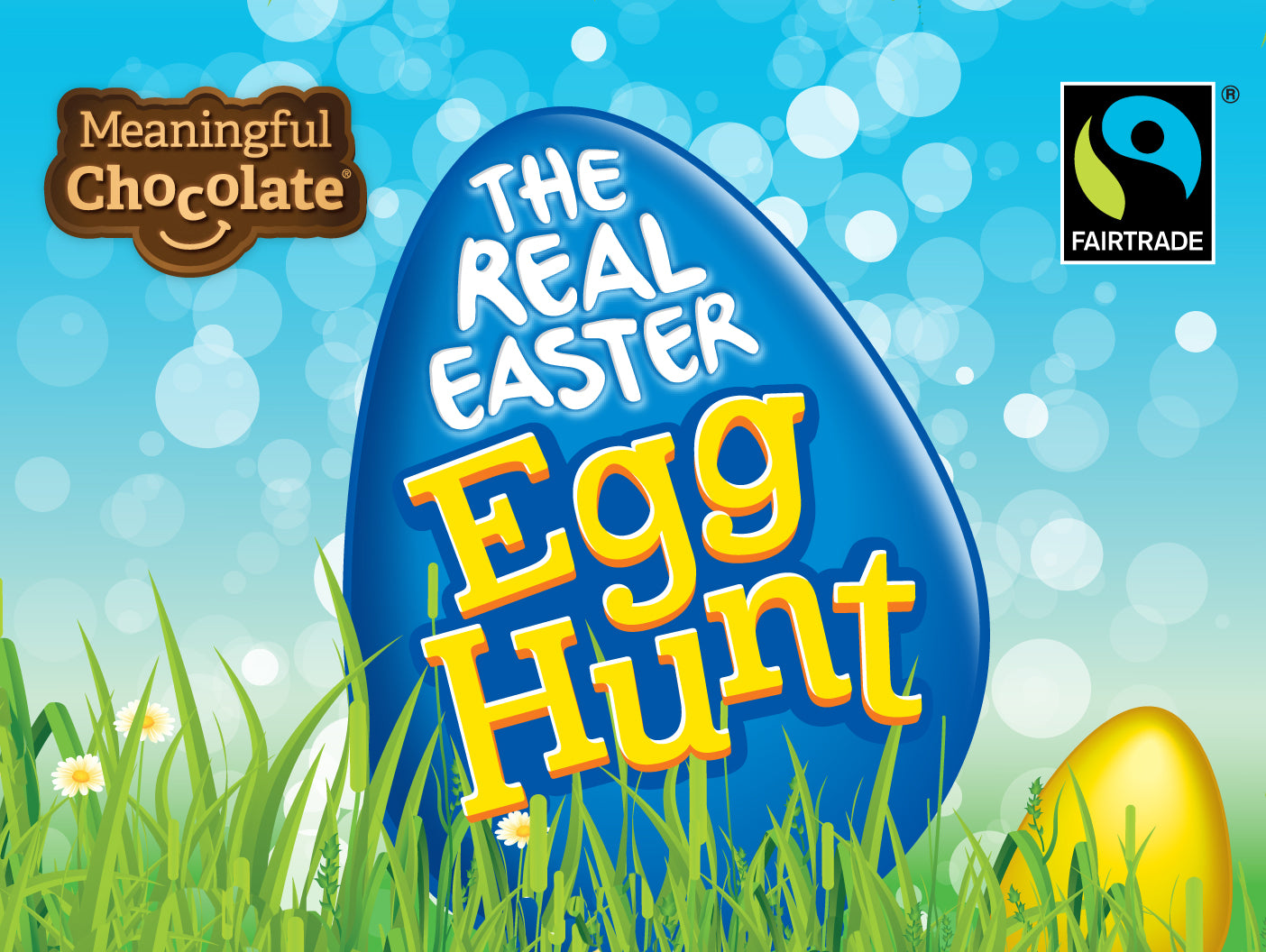 Run your own Real Easter Egg hunt