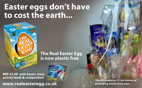 Church leaders give blessing to plastic free egg