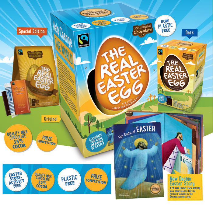 The 2019 Real Easter Egg campaign launches