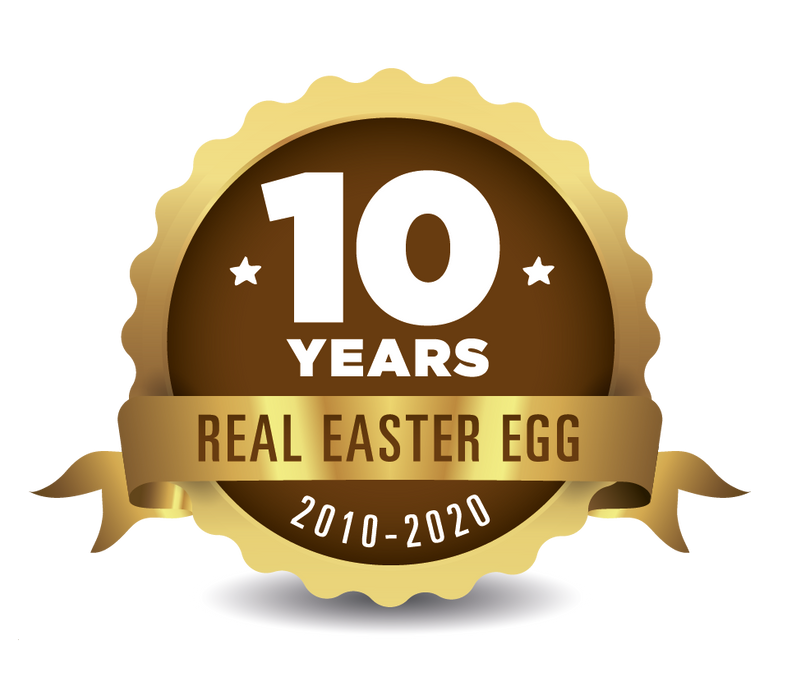 Real Easter Eggs Original (Case of 6)