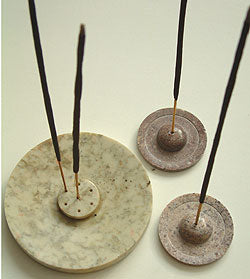 Aromatics holders for incense