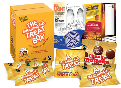 The Meaningful Treat Pack – a Real Halloween Treat