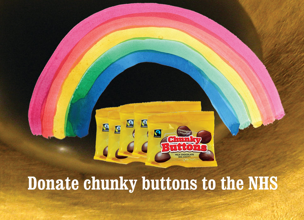 Donate Swiss Chunky Buttons to NHS