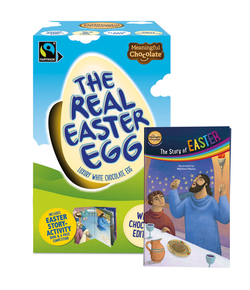 Real Easter Egg White Edition (single)