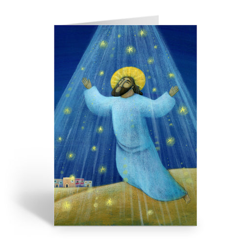 Personalised Ascension Day card