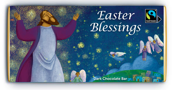 Easter Blessings Bar Dark (Case of 12)