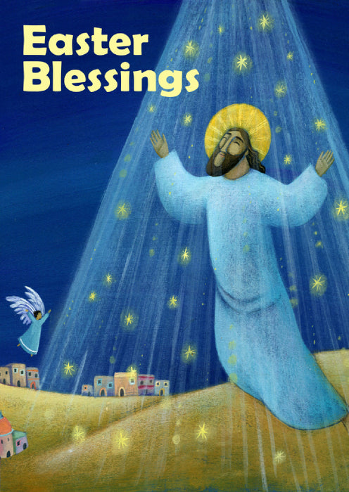 Personalised Easter Blessings Card 4