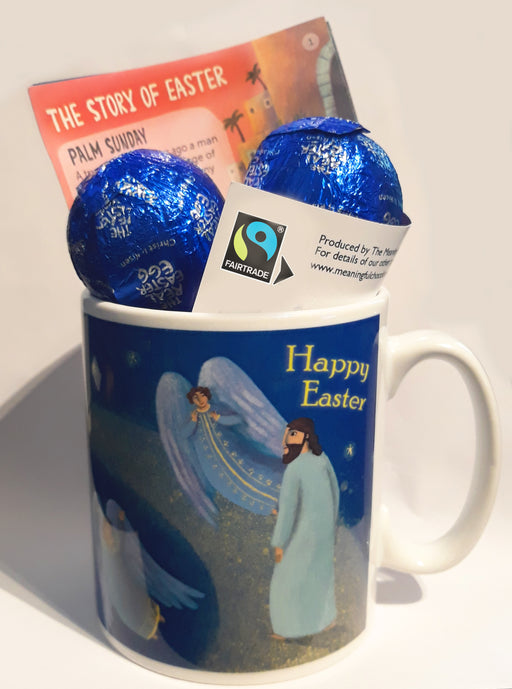 Mug of Real Easter Eggs