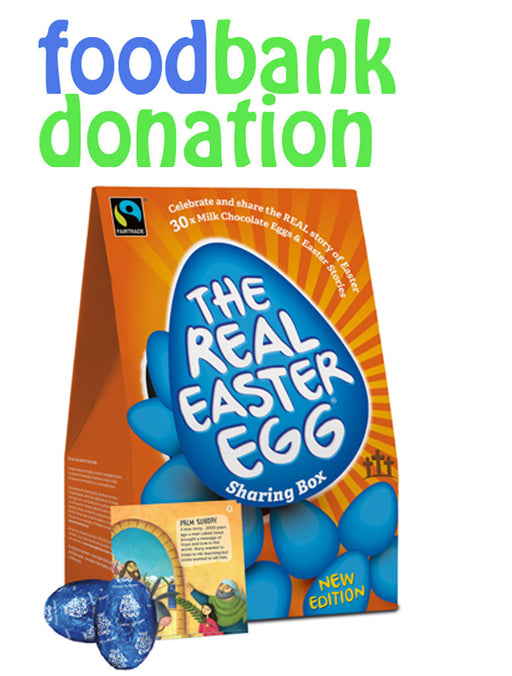 Donation to a food bank - Sharing Box (30 eggs)