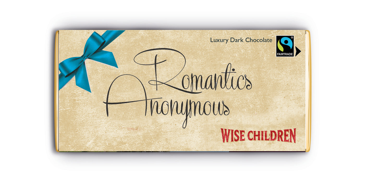 Romantics 2 bars (Milk and Dark)