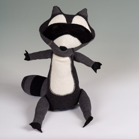 Bandit the Raccoon will steal your heart! Available September 30th!