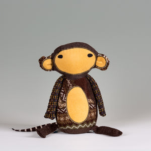 """Mikey"" the Monkey - Stuffed Animal"