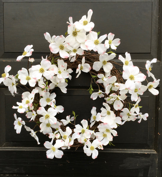 Dogwood Wreath