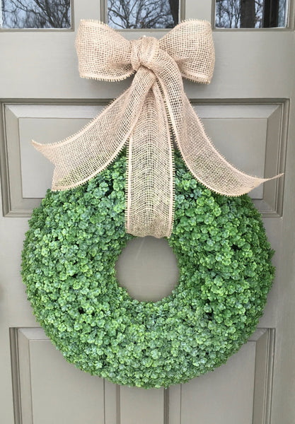 Parsley Wreath