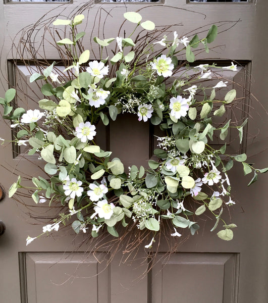 Morning Breeze Wreath