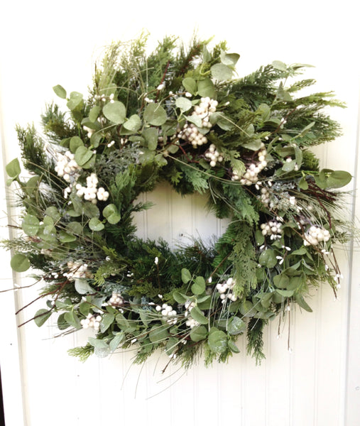 Winterland Wreath (Large)