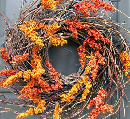 Bittersweet Wreath-large
