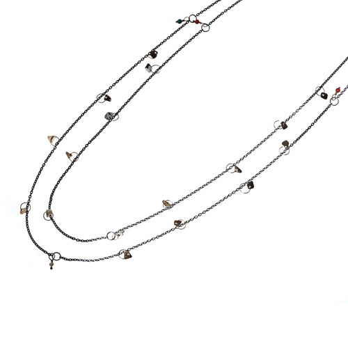 boho bodychain / necklace