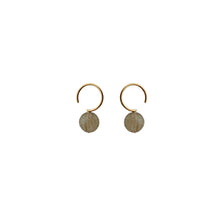 dust maxi earrings