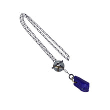 aurora lapis necklace