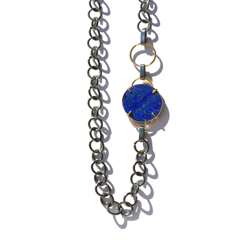 sade lapis necklace