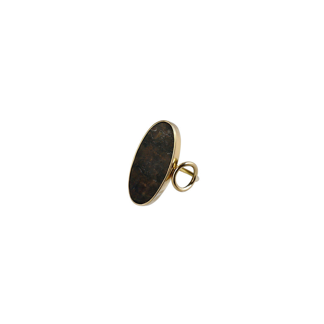 sade side circle ring
