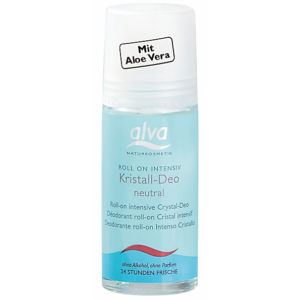 Alva Crystal Roll-On Deodorant Sensitive Skin