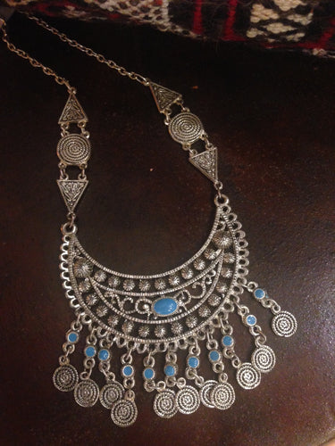 Arab style necklace from Morocco