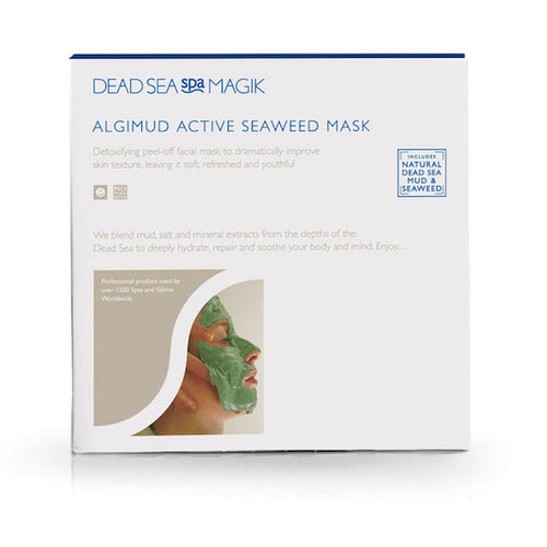 Dead Sea Spa Seaweed Peel-off Mask - pack 4 units