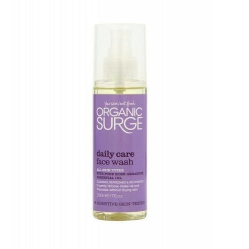 Organic Surge Daily Care Face Wash