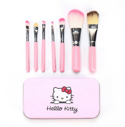 Hello Kitty Makeup Brushes Set - 2 colors