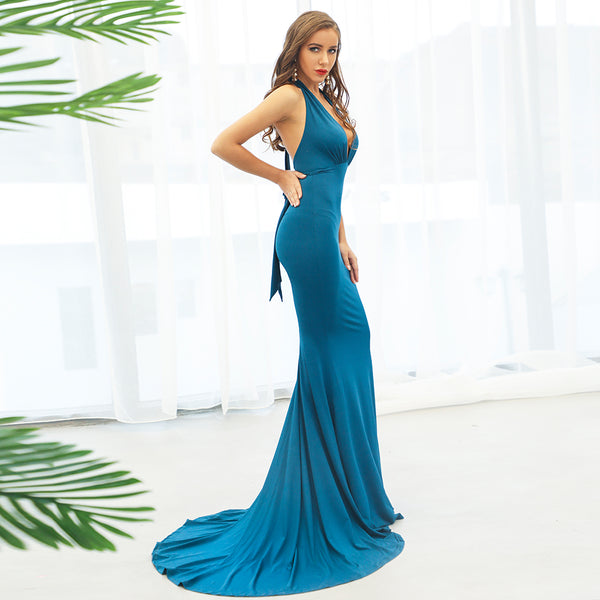 JULIETTE MAXI DRESS Online-VIAZ