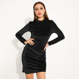 LUNA MINI DRESSFor Party-VIAZ